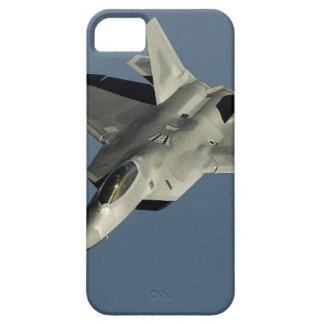 戦闘機F-22の航空機の素晴らしい運命のギフト iPhone 5 Case-Mate ケース
