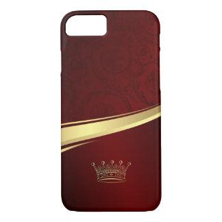 戴冠用宝玉器のやっとそこにiPhone 7の場合 iPhone 8/7ケース