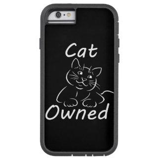 所有される猫 TOUGH XTREME iPhone 6 ケース