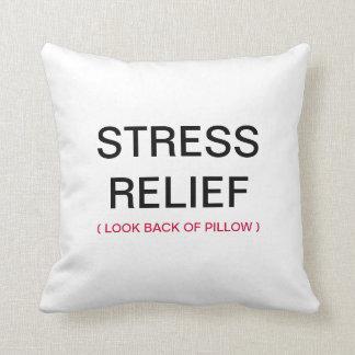 手のストレスレリーフ、浮き彫りの枕を祈ること クッション