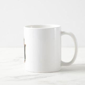 手の宗教記号のプロヴィデンスの目 コーヒーマグカップ