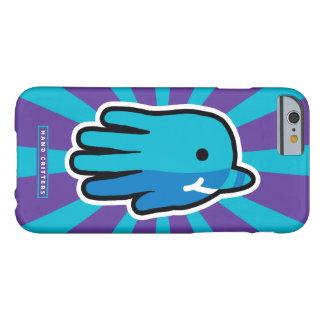手の定形赤ん坊Narwhal Barely There iPhone 6 ケース
