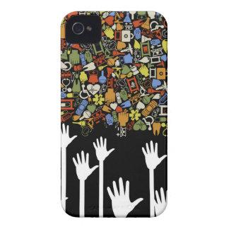 手の薬 Case-Mate iPhone 4 ケース