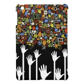 手の薬 iPad MINI カバー