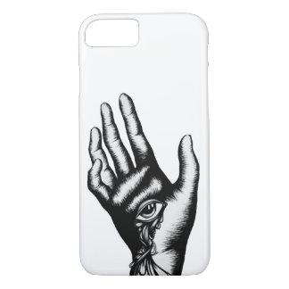 手のeyePhoneの場合 iPhone 8/7ケース