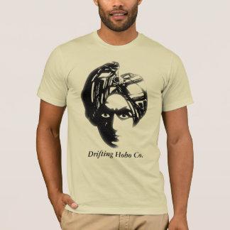 手品師のルンペンのワイシャツ Tシャツ