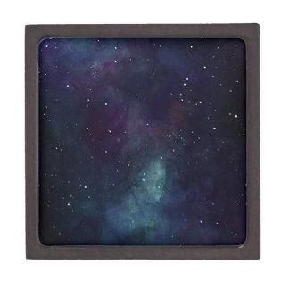 手塗りの銀河系 ギフトボックス