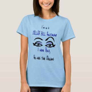 $$手形の人間関係 Tシャツ