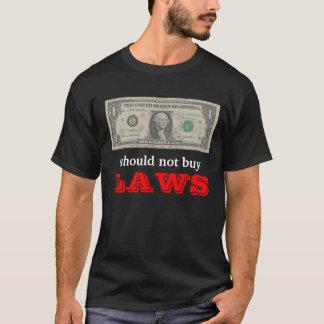 手形は手形を買うべきではないです Tシャツ