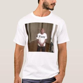 手形、発泡性K Tシャツ