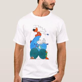 手押車のbabys tシャツ