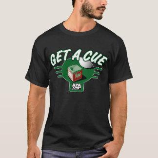 手掛りを得て下さい Tシャツ