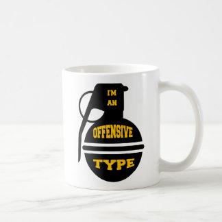 手榴弾のレーンジャー コーヒーマグカップ