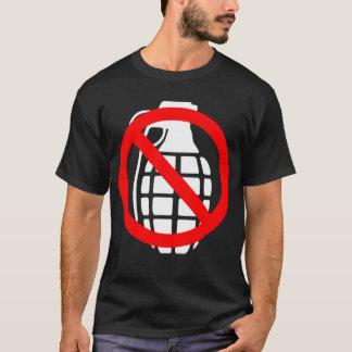 手榴弾のTシャツ無し Tシャツ