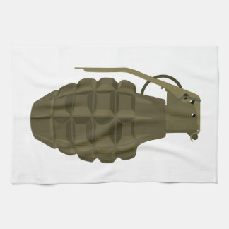 手榴弾 キッチンタオル