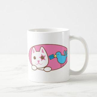 手紙のクルミありがとう コーヒーマグカップ