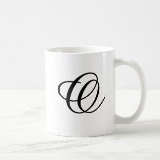 手紙のマグ コーヒーマグカップ