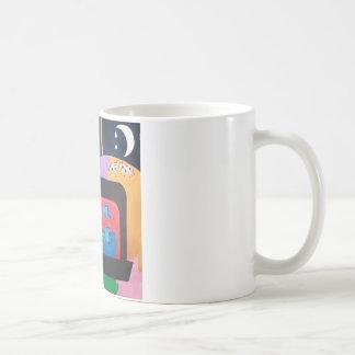 手紙の賭 コーヒーマグカップ