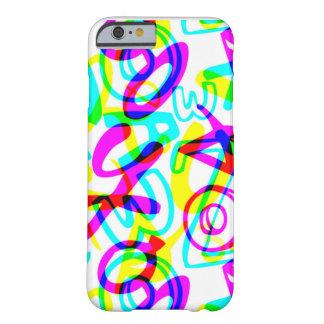 手紙 + 数 BARELY THERE iPhone 6 ケース