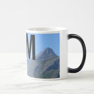 手紙- M -山 モーフィングマグカップ