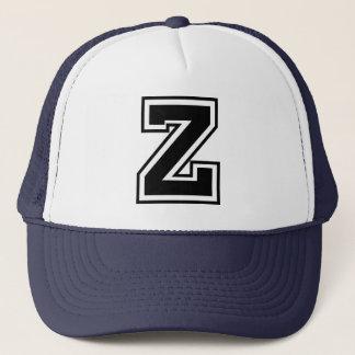 """手紙""""Z """" キャップ"""