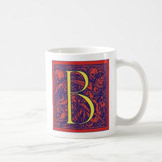 手紙B絞首刑 コーヒーマグカップ