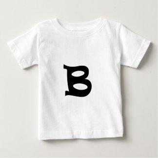 手紙B_large ベビーTシャツ