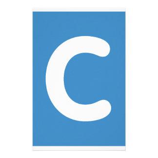 手紙CのemojiのTwitter 便箋