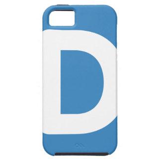 手紙D - emojiのTwitter iPhone SE/5/5s ケース