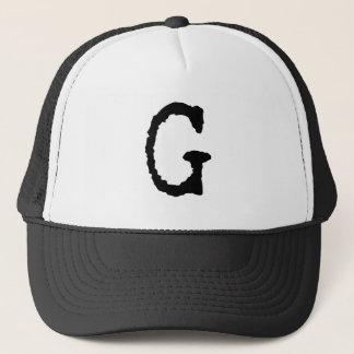 手紙G キャップ