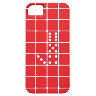 手紙Jのサイコロ iPhone SE/5/5s ケース