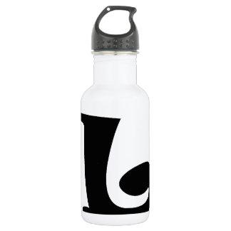 手紙L_large ウォーターボトル