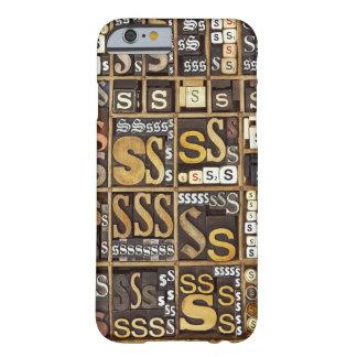 手紙S BARELY THERE iPhone 6 ケース