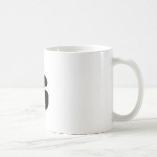 手紙S_large コーヒーマグカップ