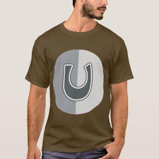 手紙U Tシャツ