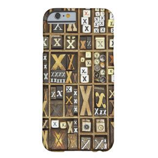 手紙X BARELY THERE iPhone 6 ケース