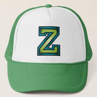 手紙Z キャップ