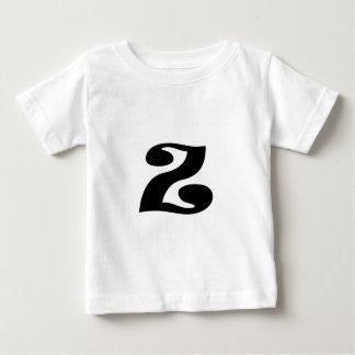 手紙Z_large ベビーTシャツ