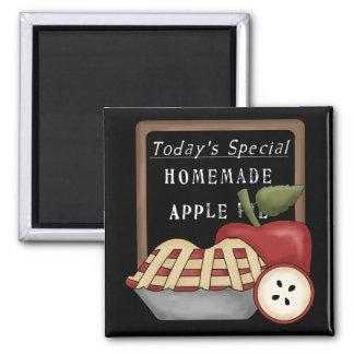 手製のアップルパイ マグネット