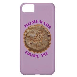 手製のブドウパイ iPhone5Cケース