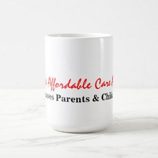 手頃な心配の行為 コーヒーマグカップ