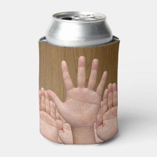手 缶クーラー