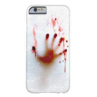 手 iPhone 6 ベアリーゼアケース