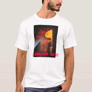 手! Tシャツ