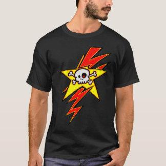 打たれる星 Tシャツ