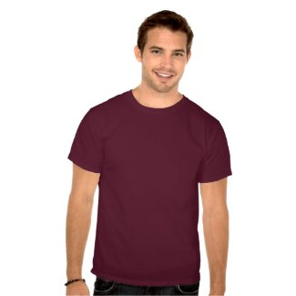 打つハート T シャツ
