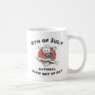 打撃たわごと日 コーヒーマグカップ