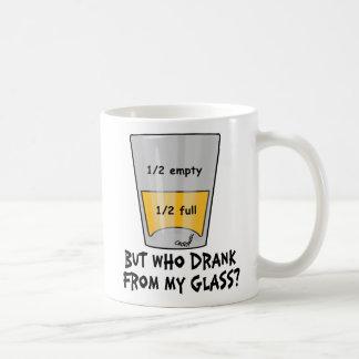 打撃の哲学 コーヒーマグカップ