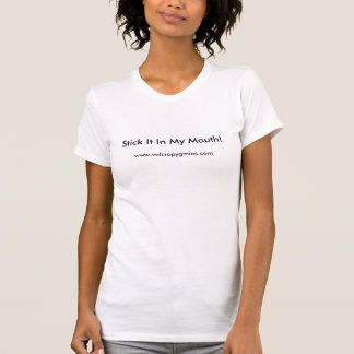 打撃の破裂音のワイシャツ Tシャツ