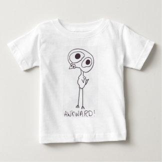 扱いにくい ベビーTシャツ